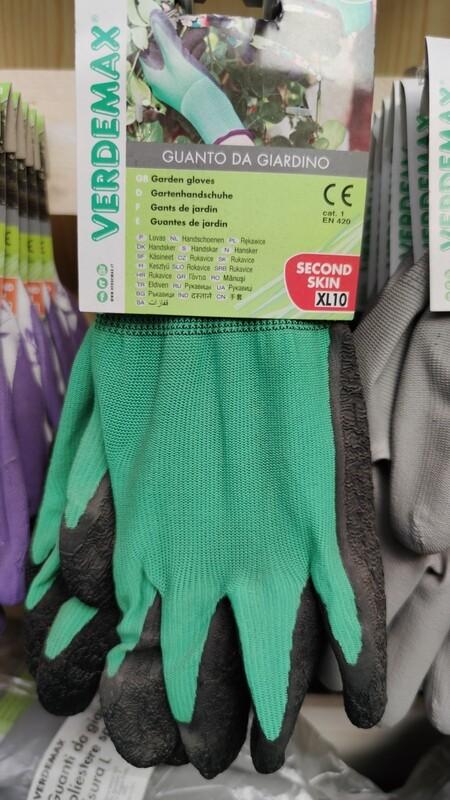 Gartenhandschuhe XL (latex-flexi)