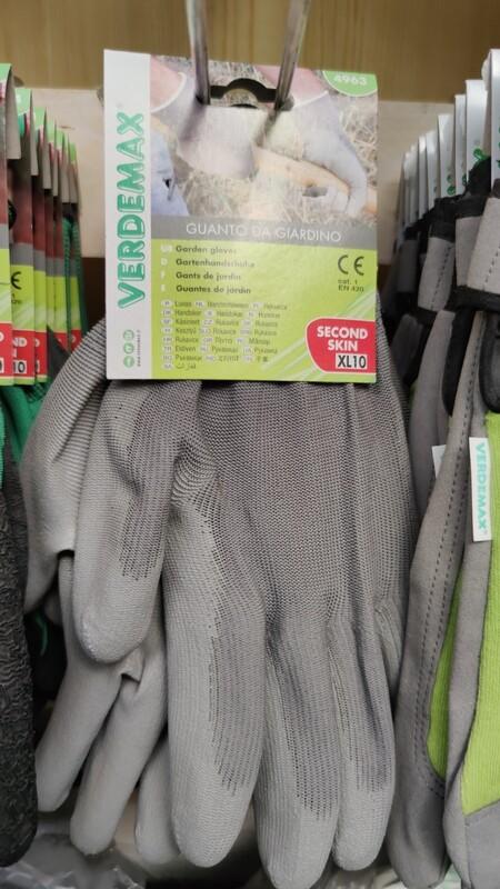 Gartenhanschuhe XL-(flexi)