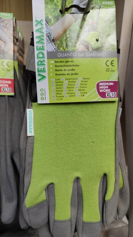 Gartenhandschuh XL
