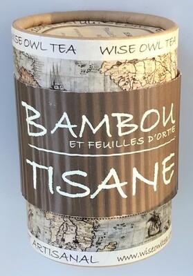 Bambou et Ortie - Livraison Gratuite (POINT DE DÉPÔT MONDIAL RELAY)