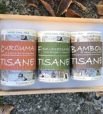 Collection Tisane x3 (livraison gratuite)