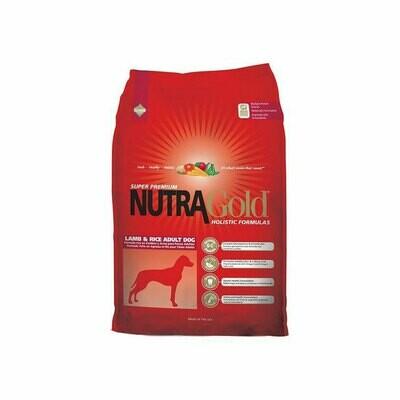 NutraGold lamb & rice adult 15kg