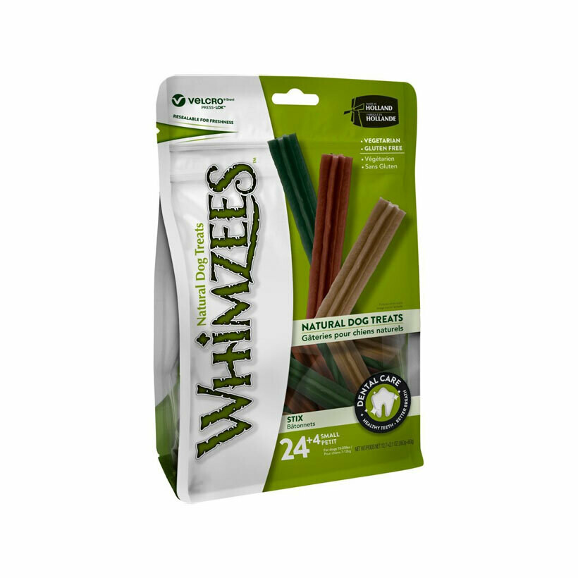 Whimzees dental treat stick small 420gr