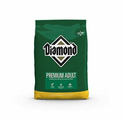 Diamond premium adult dog food 18.14 kg