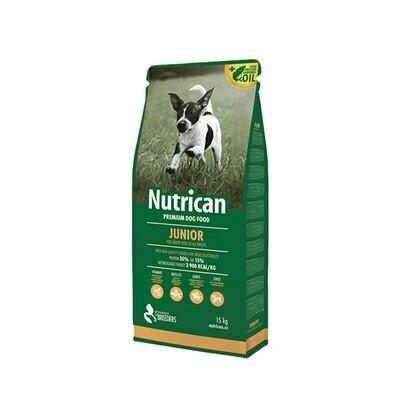 Nutrican dog junior large breed 15kg+2