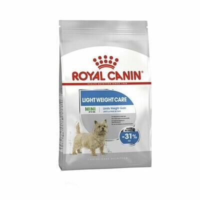 Royal Canin dog mini light 3kg