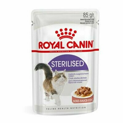 Royal Canin sterilized gravy 85gr
