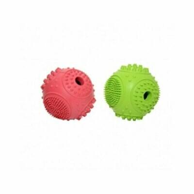 Duvo rubber dental ball 6cm