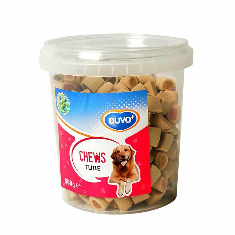 Duvo soft chews tube 500grs