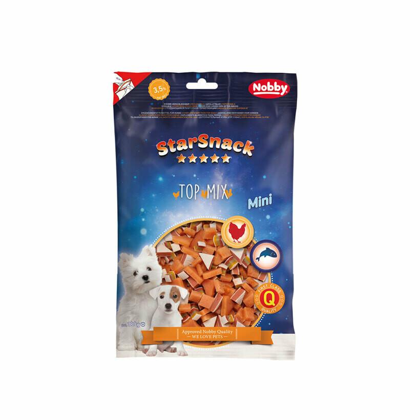 Starsnack mini top mix 180grs
