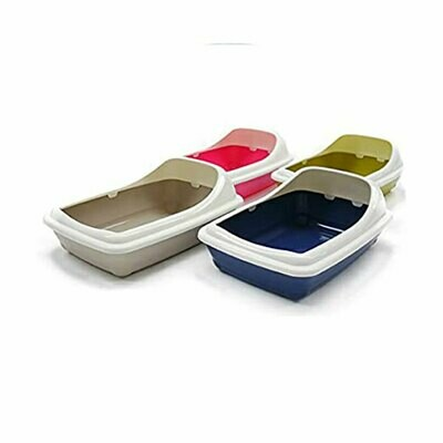 Cat tray Cornice Birba large 4 colors