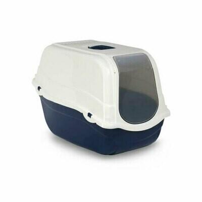 Cat toilet Romeo - blue
