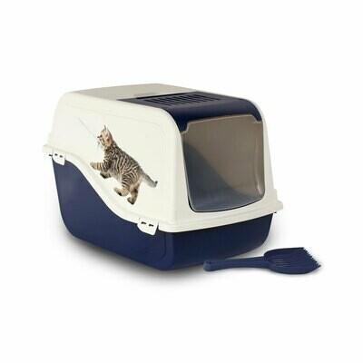 Cat toilet Ariel top mix decal
