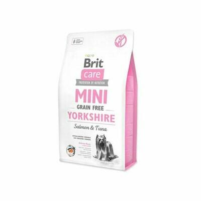 Brit care mini Yorkshire salmon & tuna hypoallergenic 2kg