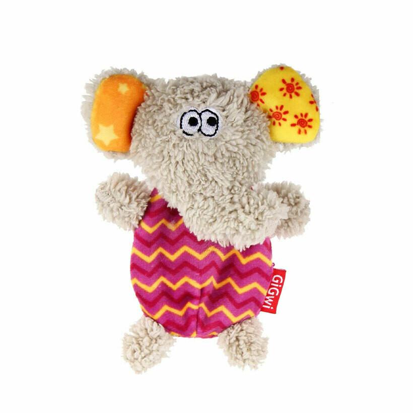 Gigwi plush friends elephant squeezer