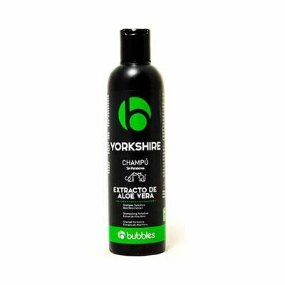 Bubbles shampoo aloe vera yorkshire 1000ml