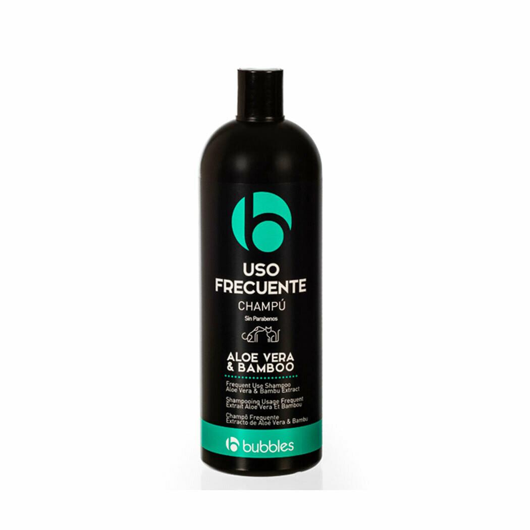 Bubbles shampoo aloe vera & bamboo frequent wash 250ml