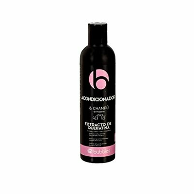 Bubbles shampoo & conditioner natural keratin 250ml