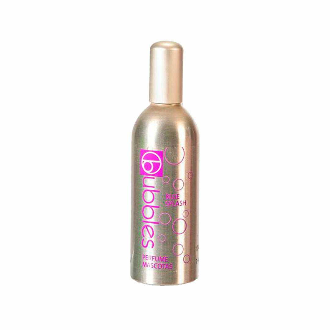 Bubbles blue splash perfume 150ml