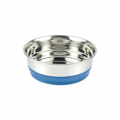 Croci steel bowl blue 200ml