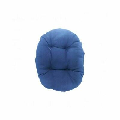 Fabotex cushion riverside solid color blue 60x40cm