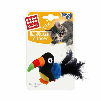 Gigwi melody chaser toucan motion activated