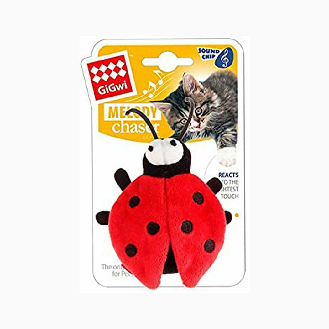 Gigwi melody chaser ladybug