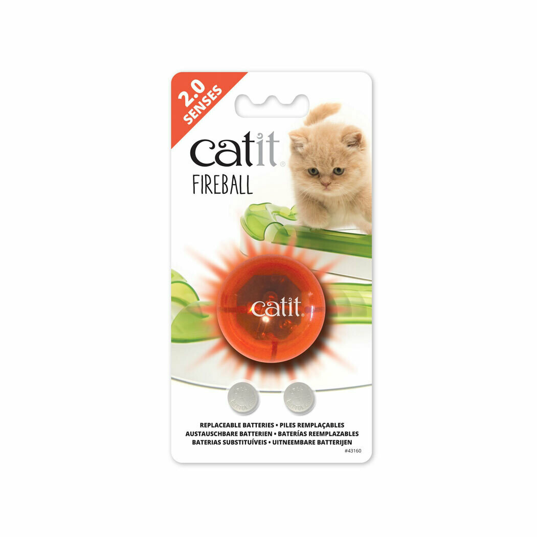 Catit fireball motion activated