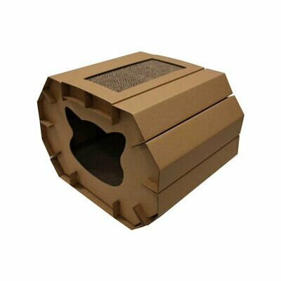 Croci cardboard house 50x38x35cm