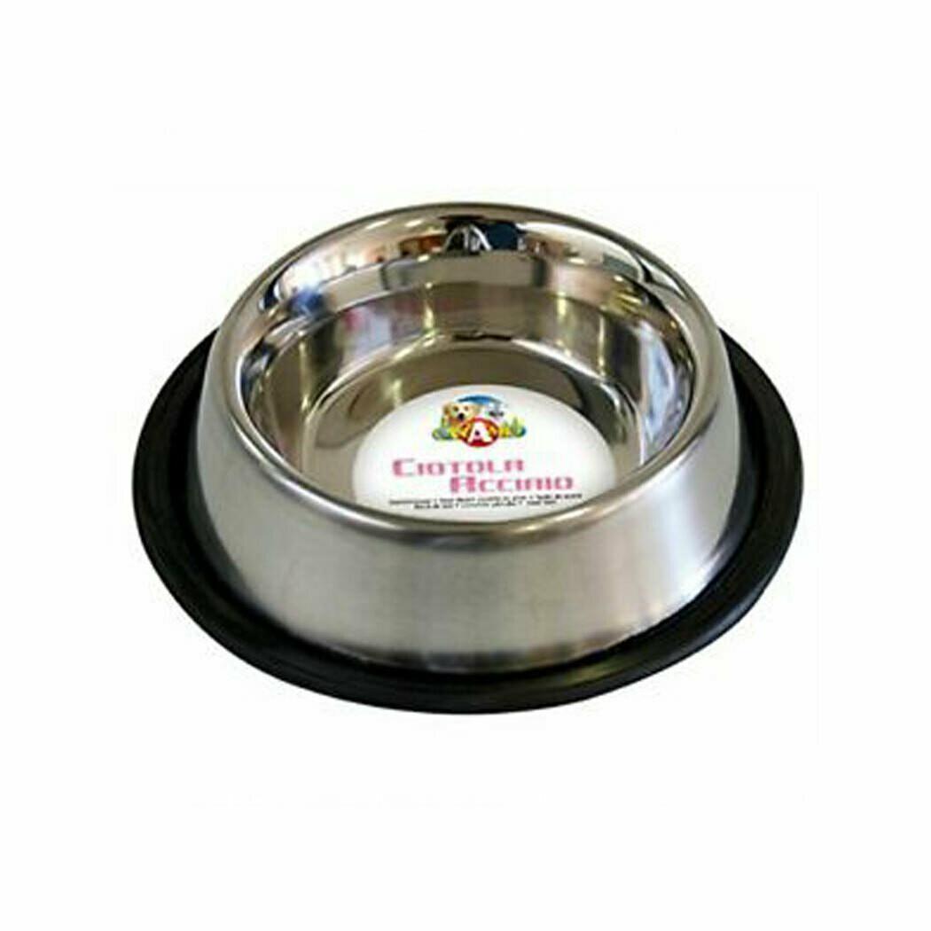 GimDog anti-slip inox bowl 2.8l 33cm