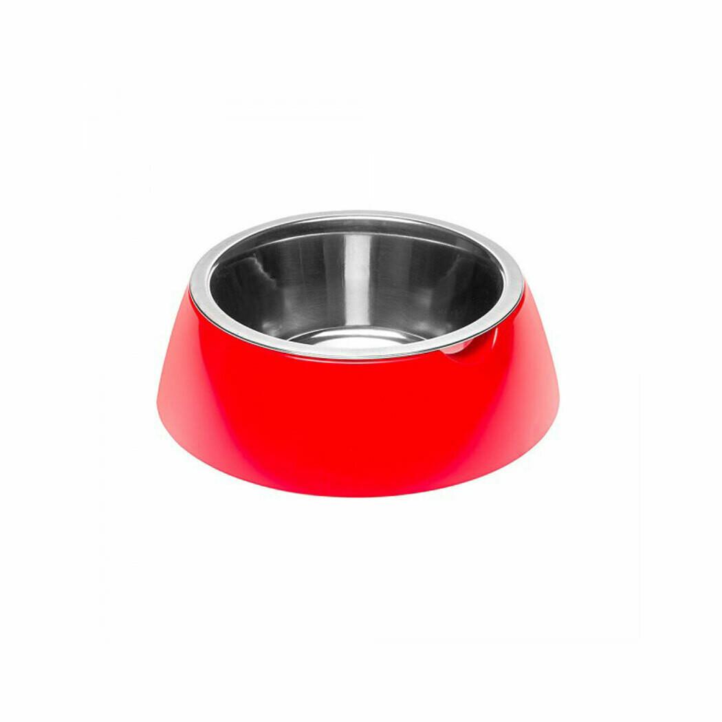 Ferplast jolie bowl red medium