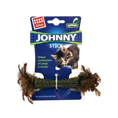 Gigwi johnny stick with catnip