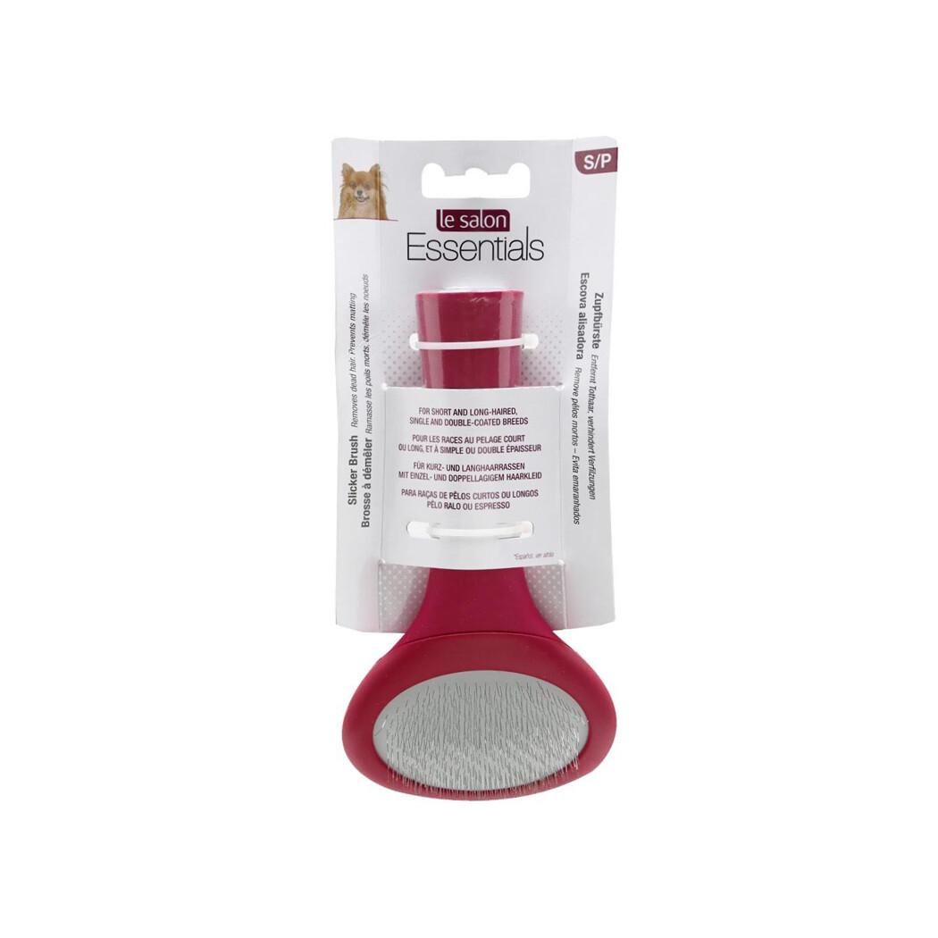 Le Salon essentials slicker brush removes dead hair small