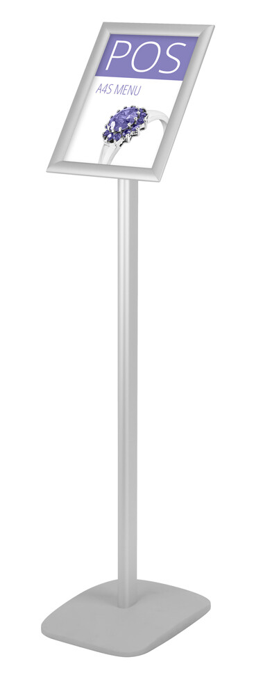 A4 Sign Holder Free Standing