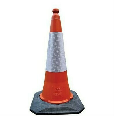Traffic Cone 750mm High Pack of 4