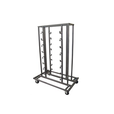 Trolley for both Retractable Posts and Ropes and Posts