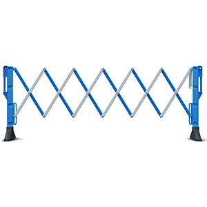 Titan® Expander Barrier 3M Blue/White JSP