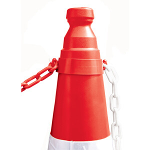 Traffic Cone Chain Hook