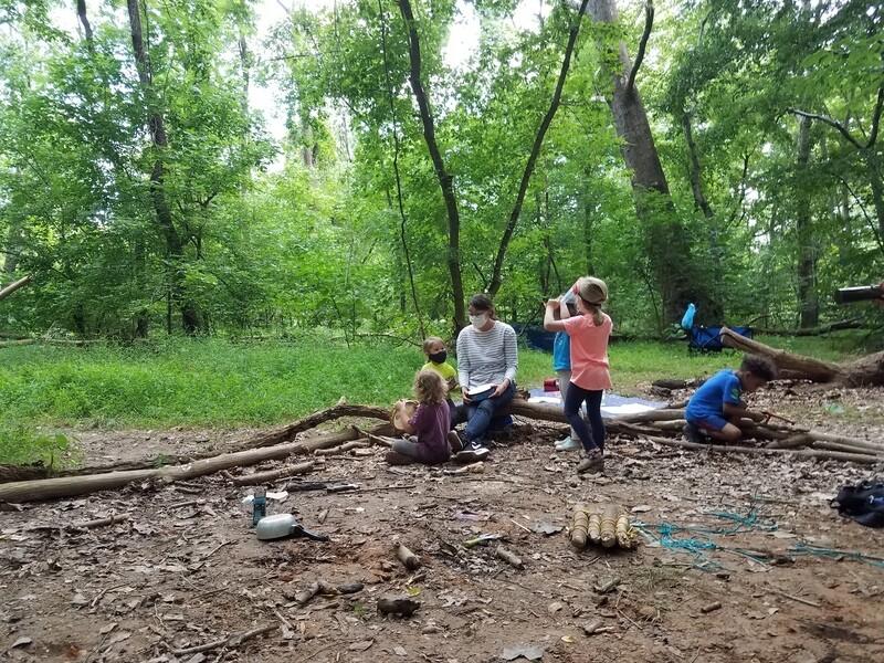 Nature Preschool/Forest Kindergarten- T and Th