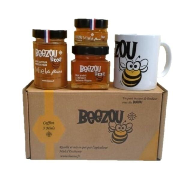 COFFRET DECOUVERTE BEEZOU