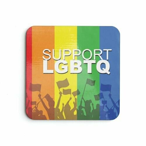 Support LGBTQ Coasters