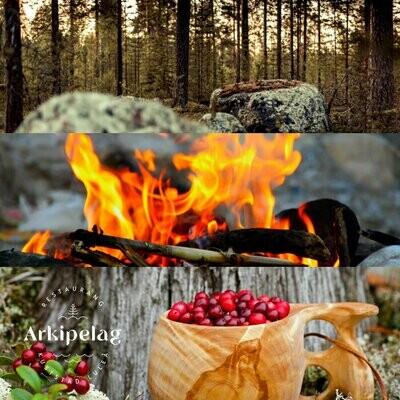Arkipelagpåsen - Smak av Norrbotten - 2 personer