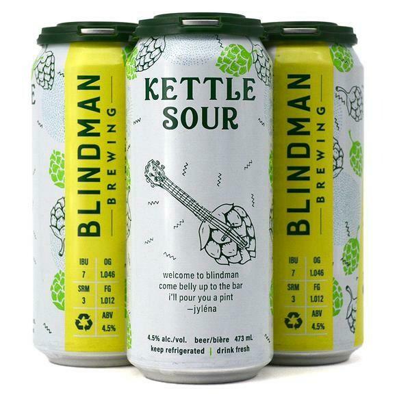 Blindman Dry-Hopped Kettle Sour