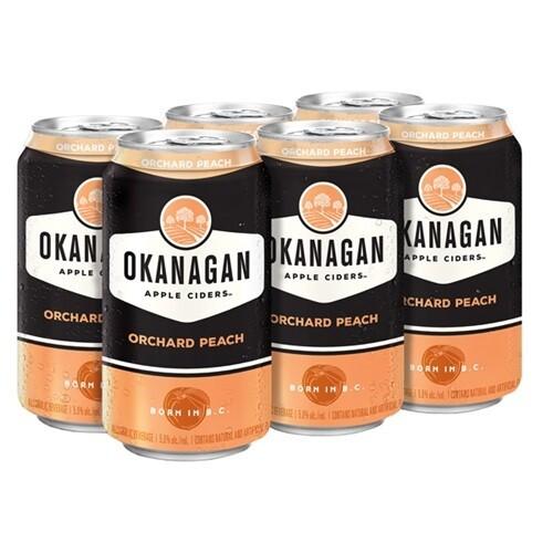 Okanagan Orchard Peach Cider