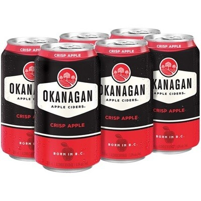 Okanagan Premium Crisp Apple Cider