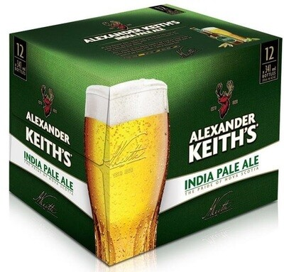 Alexander Keith's IPA - 12 pack