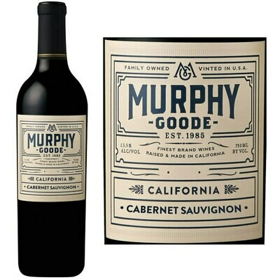 Murphy Goode Cab Sauv