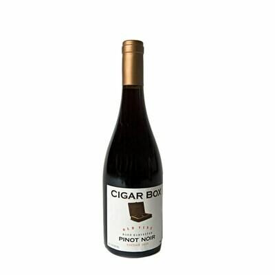 Cigar Box Pinot Noir