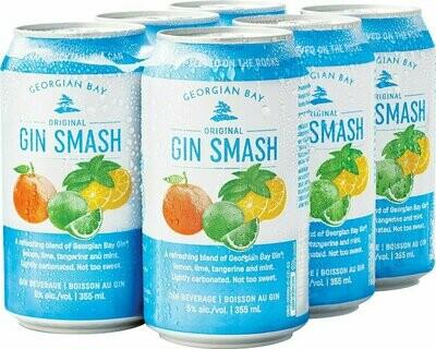 Georgian Bay Gin Smash