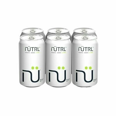Nutrl Vodka Soda
